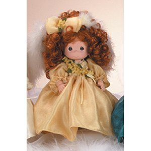 October Angel of the Month Doll