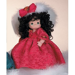 December Angel of the Month Doll