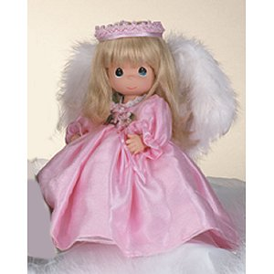 April Angel of the Month Doll