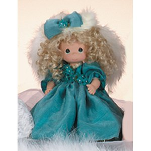 July Angel of the Month Doll