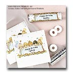 Precious Moments Celebration Candy Wrappers