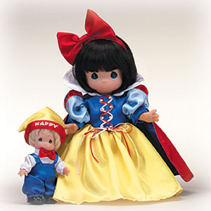 Snow White & Happy Dwarf