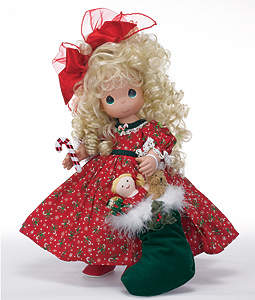 The Precious Moments Doll Superstores Catalog