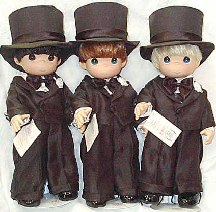 Precious Collection Grooms